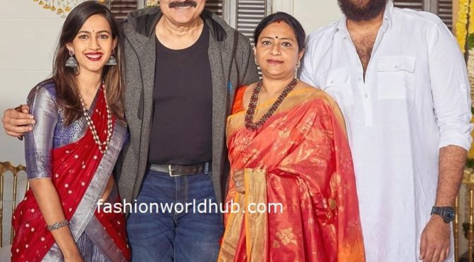 Nagubabu family Sankranthi celebration photos!