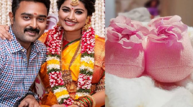 Sneha and prasanna welcomed their second child!