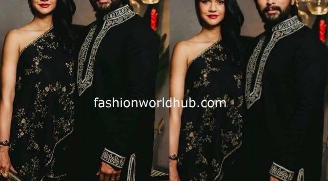 Allu Arjun and Sneha Reddy at a recent wedding!