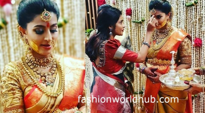 Few more photos of Actress Sneha Seemantham!