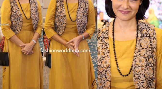 Amala Akkineni's ethnic look!