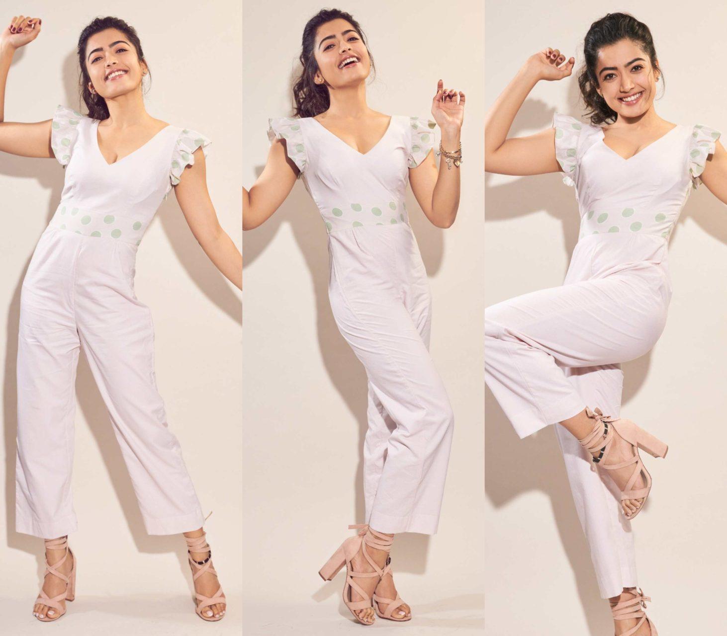 Rashmika Mandanna In Nayantaara Fashionworldhub