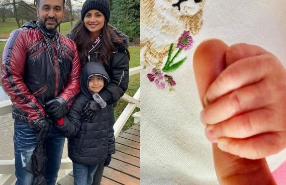 Shilpa shetty is blessed with baby girl!