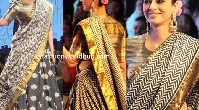 Tabu in Gaurang Shah at Lakme  Fashion Week Summer Resort 2020