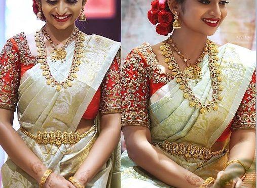 Nakshathra Nagesh's Bridal Look!