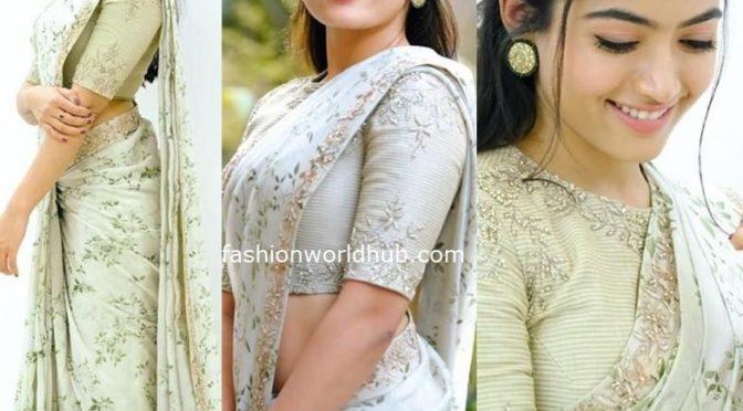 Rashmika Mandanna in Shilpa reddy!