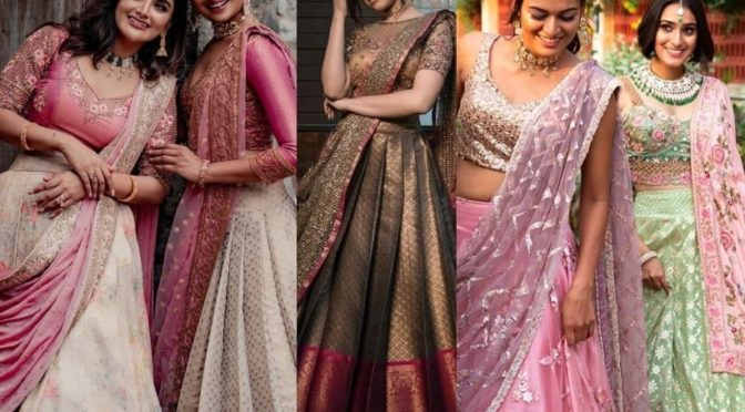 Mind blowing Lehenga Collections from Studio 149 Fashion!