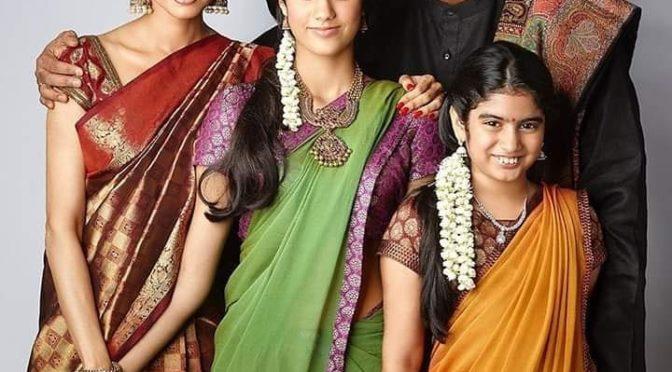 Old pic – Sridevi kapoor family pic!