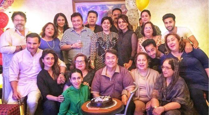 Kapoor's Family pic!