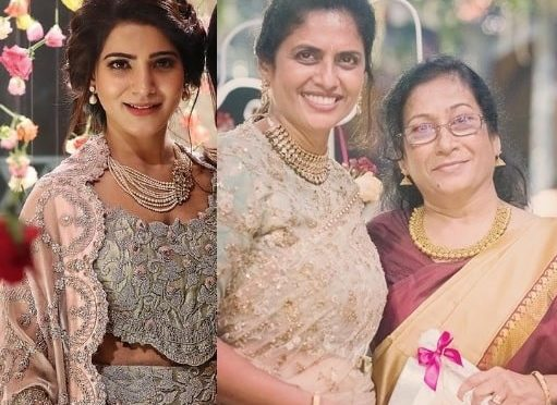 Samantha Akkineni Convey Mother's day wishes with a beautiful pic!