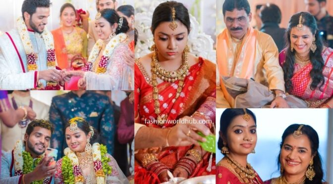 Lagadapati Rajagopal daughter Puja's Engagement photos!