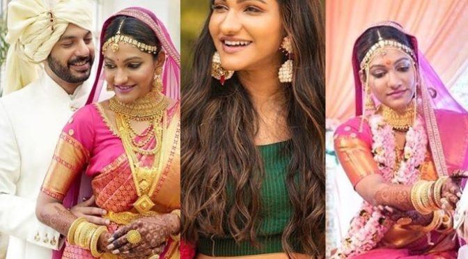 Celebrity Stylist Eshaa Amiin Wedding Pics!
