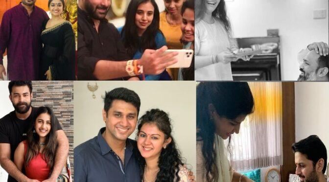 Celebrities Rakhi celebration Pics!