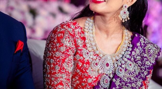 Bridal diamond jewellery!