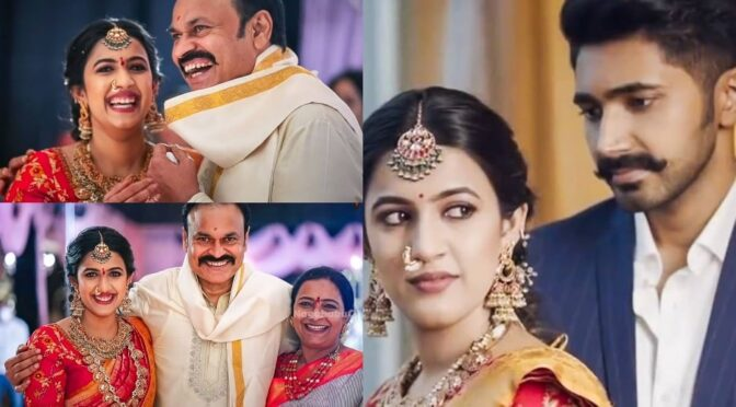 Few more engagement pics of Niharika konidela and Chaitanya Jonnalagadda!!