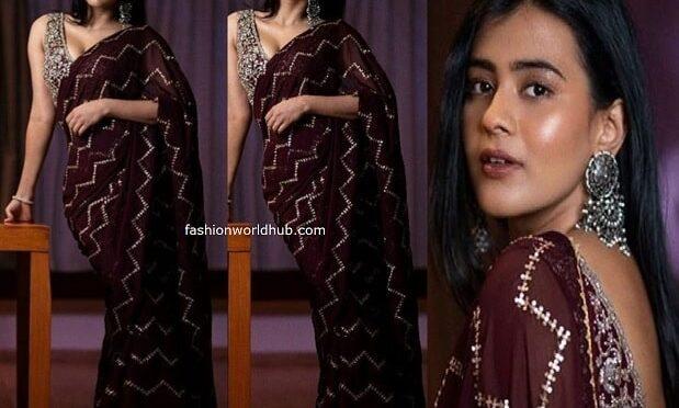 Hebah Patel in Issa Designer Studio