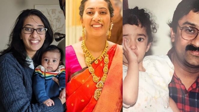 Little soldier's Kavya son Photos are really adorable!