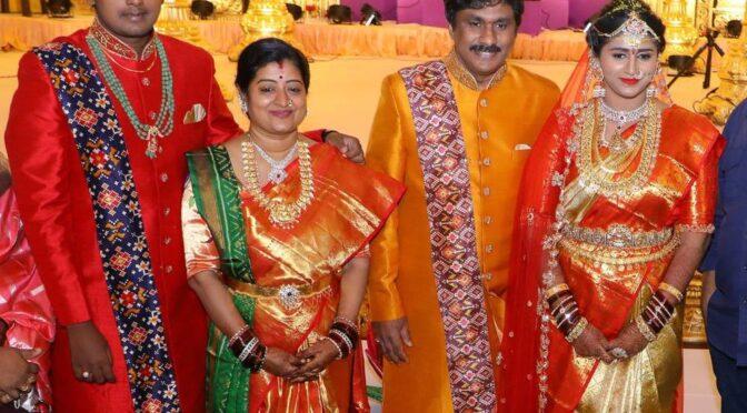 Music Director Raghu Kunche Daughter's Wedding Photos!