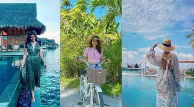 Samantha Akkineni dreamy vacation in Maldives!