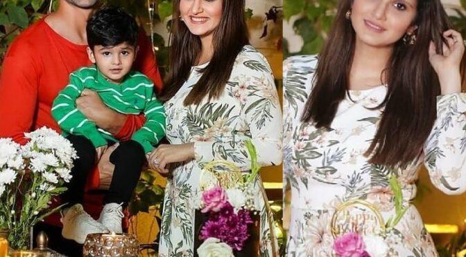 Sania Mirza birthday celebration photos!