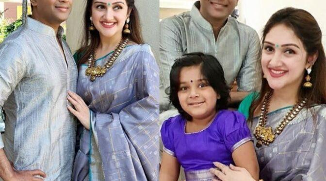 Sridevi vijaykumar Family Diwali celebration photos!