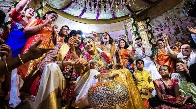 Beautiful clicks of Niharika and chaitanya wedding by Stories by joseph radhik!