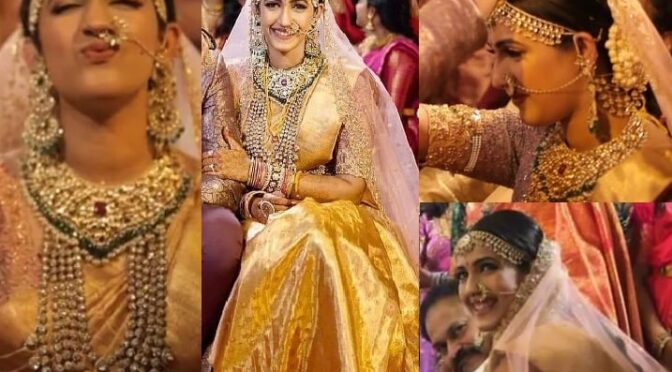 Niharika konidela wedding saree and Jewellery cost will blow the mind!