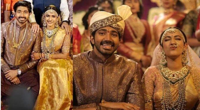 Niharika konidela and Chaitanya wedding photos!