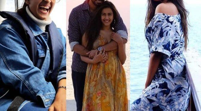 A look at Niharika Konidela-Chaitanya JV's mushy honeymoon pics from Maldives!