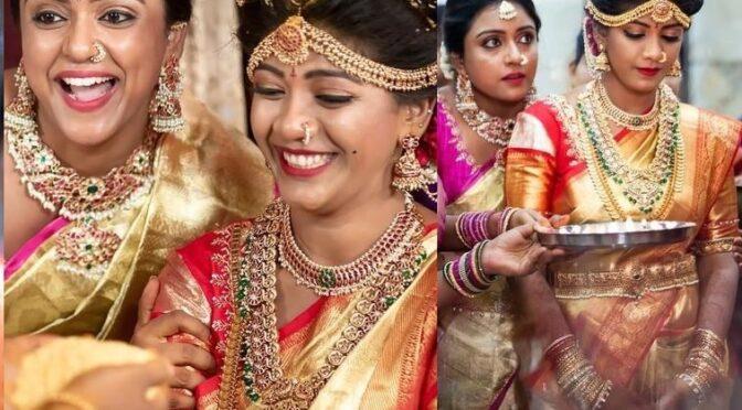 Vithika Sheru sister Krithika sheru beautiful wedding moments!