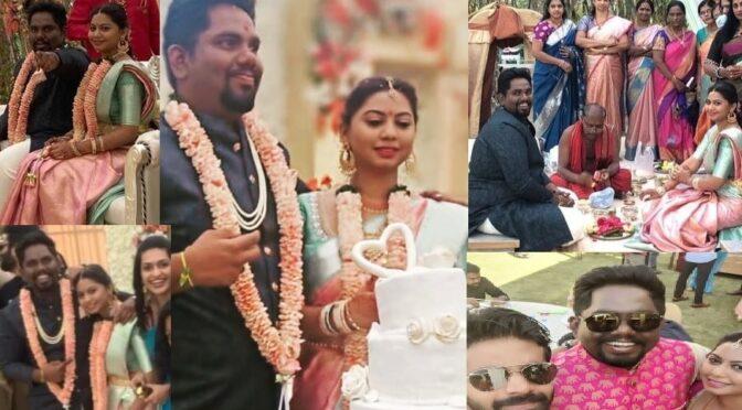 Actor Viva Harsha Engagement photos!