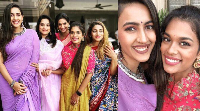 Mega family Sankranthi Celebration photos!