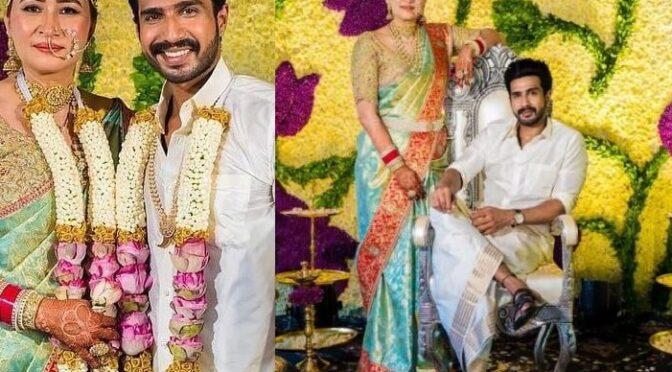 Jwala Gutta and actor Vishnu Vishal's wedding!