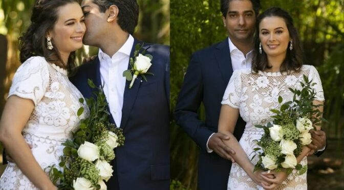 Evelyn Sharma marries Tushaan Bhindi in an intimate ceremony in Australia!