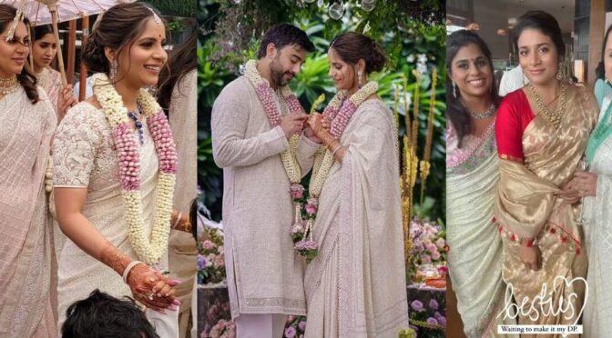 Upasana Konidela's sister Anushpala Kamineni gets engaged to Armaan Ebrahim!